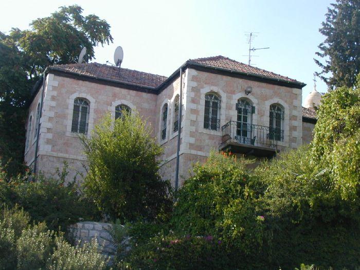 בית המרכז הבין-תרבותי לירושלים