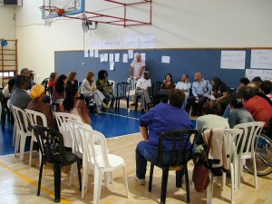 Open Space Discussion Group