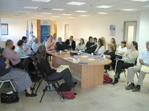 Jerusalem Employment Coalition - November 5 2008