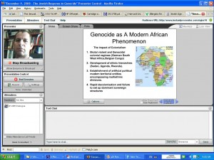 Tikun Webinar 1 snapshot