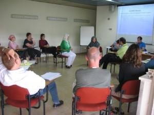 Alyn training may 2009
