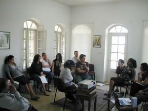 Talpiot Clinic Training 2009