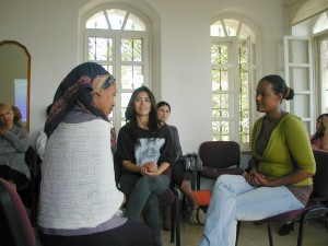 Gonenim Clinic Training 2009 - roleplaying