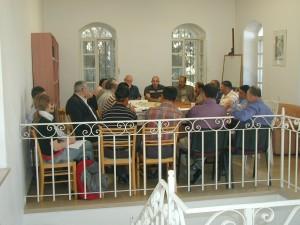 May 5 City Engineer Meeting on East Jerusalem