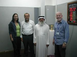Opening of Alyn Muslim Prayer Room