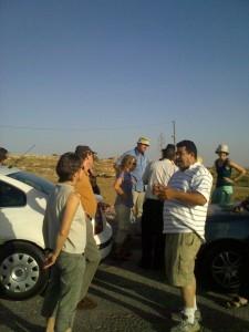 Final Field Trip of the Advanced Arabic Course