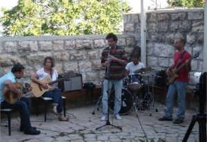 Evening Concert at the JICC garden - June 2011