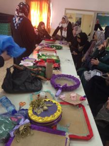 Handicrafts Workshop