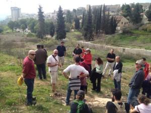 Touring the Wadi