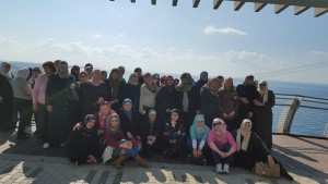 Group picture Rosh Hanikra