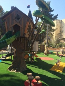 Persimmon St. Playground today