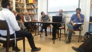 The JDA presentation