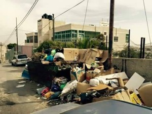 Garbage garbage, every day