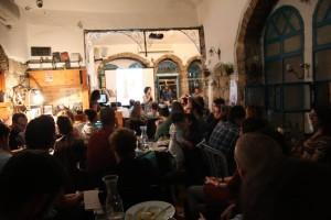 A full house at Tmol Shilshom