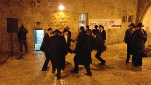 Celebrating Worldwide Shema-Saying at the Tomb of David