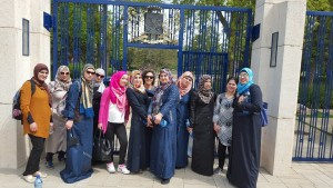 Horticulture therapy course at Ramat Hanadiv