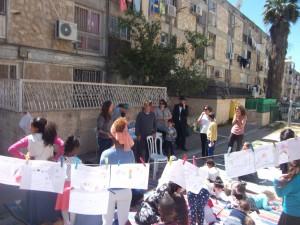 Event with Jerusalem's diversity