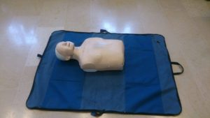 Beginning the principles of CPR