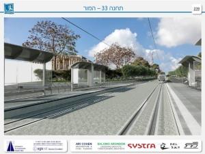 Light rail illustration