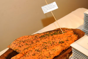 How do you say salmon in Amharic?
