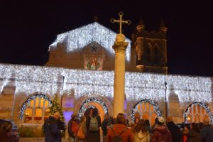 There were celebrations of both western and eastern Christmas