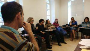 Cultural competency coordinators meeting
