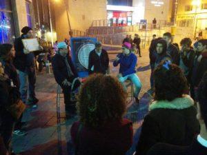 Debating in the Square