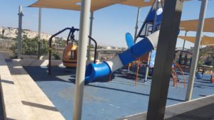 Want to come and play in Shuafat?
