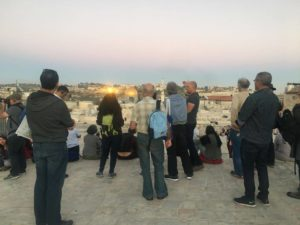 Tour of the Old City of Jerusalem during Tolerance Week