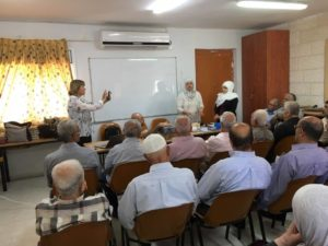 Living Safer Living Longer in Beit Hanina