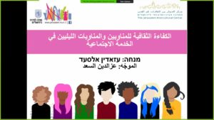 workshop for west Jerusalem on call workers